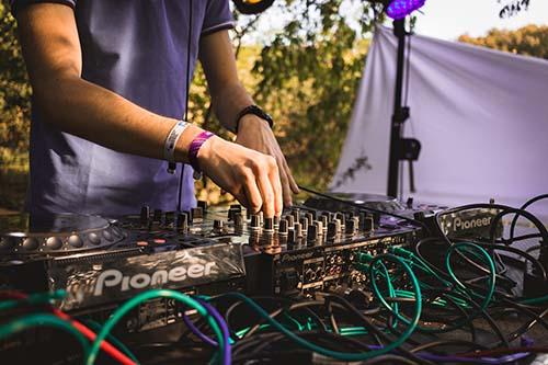 DJ za svadbe DJ Neno